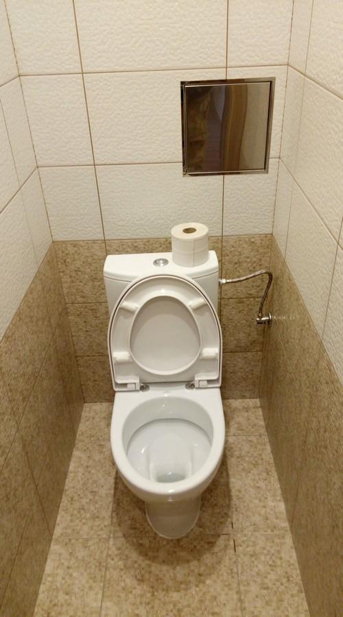 Rekonstrukce koupelny - Praha